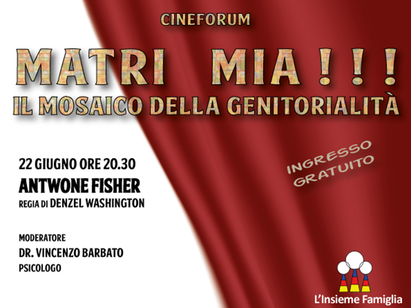 Cineforum: sesto film in rassegna, Antwone Fisher - regia di Denzel Washington